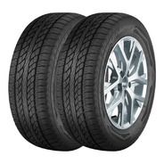 Combo X2 Neumaticos Fate 215/65r16 Plentia Cross 98t