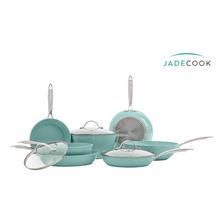 Jade Chef By Jade Cook Kit De Lujo Con 10 Piezas- Cv Directo