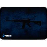 Mousepad Rise Gaming M4a1 Grande Borda Costurada Rg-mp-05-m4