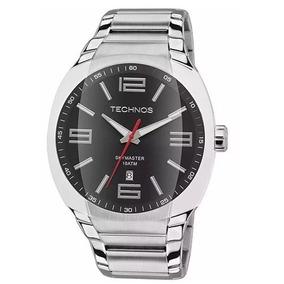 Relógio Technos Masculino Aço Inoxidável