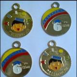 Medallas Troqueladas Y Pintadas Preescolar Y 6to Grado