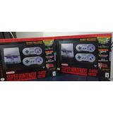 Dos Super Nintendo Snes Classic