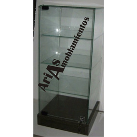 Vitrina Exhibidora P/mostrador 35x35x70 No Envio Al Interior