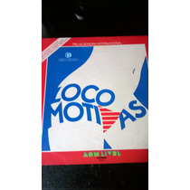 Novela Locomotivas - Lp Trilha Sonora Internacional 1977