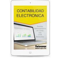 Contabilidad Electrónica Con Cfdi Ilimitados Por $249