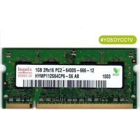 Memoria 1gb 2rx16 Pc2-6400s-666-12