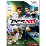 Pro Evolution Soccer Nintendo Wii W178