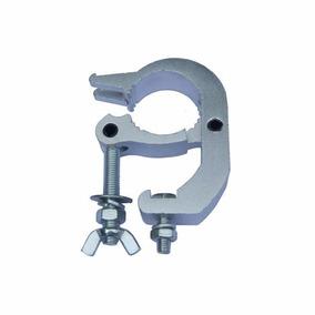 Sr066 Morza Clamp Aluminio Fundido Para Caño Cabezal Movil