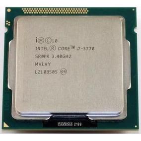 Processador Intel Core I7-3770 Lga1155 3.4ghz - 700 À Vista