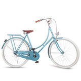 Bicicleta Vintage Retrô Vênus Blue | Bicicleta Azul