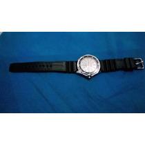 Relógio Tecnet Branco Masculino Pulseira Inox Ou Borracha