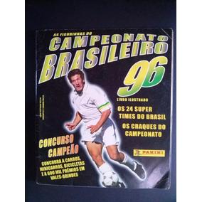 Album Campeonato Brasileiro 1996 Completo