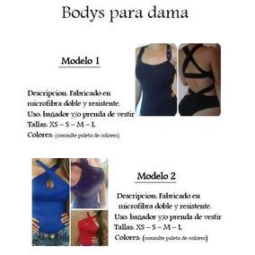 Body Bodysuit Para Dama Catalogo Ventas Al Mayor Fact Fiscal