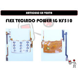 Flex Teclado Power Lg Kf510 Nuevo Somos Tienda Fisica