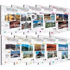 Enciclopedia Completa De Arquitectura De Plazola 10 Ebooks