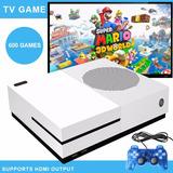 Play Station Consola X-game 600 Juegos Gratis