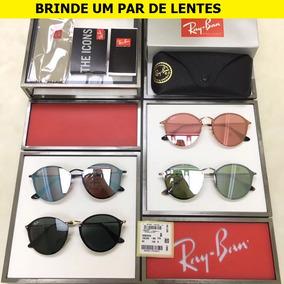 Oculos Rayban Uv400 Ray Ban Round - Óculos De Sol no Mercado Livre ... 28935e8f0b