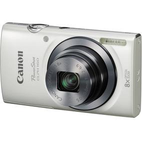 Camara Canon Powershot Elph160 Gris Plata 20mpx Hd