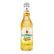Cerveza Clausthaler 0% Alcohol Alemania Pack X 6 Sabor Limon
