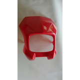 Plastico Mascara Frontal Cubre Foco Gxt200. Fullpower Moto