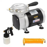 Compressor Ar Direto 40lbs Tufão Bivolt G2815 + Kit