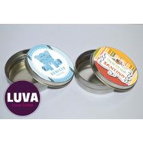 Souvenirs Lata Personalizada Con 1 Jabón!