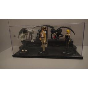 Bonecos Do Death Note Coleção - Usado (veja Todas Fotos)