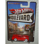 Hot Wheels Boulevard 1955 Corvette Llantas De Goma