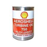 Lubrificante Shell Aeroshell Turbine Oil 750 (asto 750) 1l