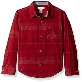 Calvin Klein Jeans Camisa Tipo Polo Talla 6