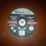 Disco De Corte 7 Pulgadas Marca Maxicut (cd)