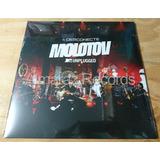 Molotov Mtv Unplugged El Desconecte Vinyl Lp