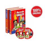 Aprendo Ingles 2 Vols + 2 Cd Ed. Oceano