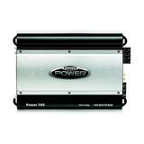 Jensen Power760 4 Canales 760 Vatios Amplificador (negro)