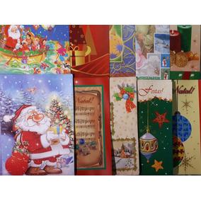 Cartão De Natal Kit C/ 50 Cartões De Natal