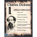 Libro Obras Completas De Charles Dickens 3 Tomos
