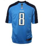 Jersey Original Nike Nfl Titans Tennessee Mariota #8 2018