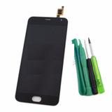 Digitalizador Touch Screen Y Display Meizu M2 Dual Sim 5