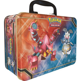 Caja Lunch Pack Tradign Card Game Coleccionista Pokemon