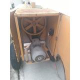 Trompo Para Cemento Electrico Motor Siemen Poco Uso!!