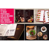 Menus Catalogos Revistas Brochure Books Tripticos Folletos