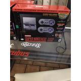 Super Nintendo Classic Edition Mini - Envio Gratis