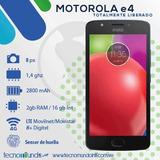 Moto E4 Con Sensor De Huella Sin Publicidad Somos Tienda
