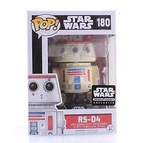 Funko Pop # 180 - R5-d4 -star Wars