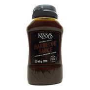 Salsa Barbacoa Bbq Kansas X 465 Gr Exclusiva - Exquisita!