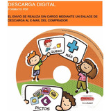 600 Pictos Y Actividades Full Editables Descarga Digital
