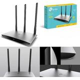 Router Tp-link Tl-wr945n 3 Antenas 450mbps