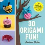Livro 3d Origami Fun!: 25 Fantastic, Foldable Paper Project