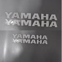 Kit Adesivos Roda Tanque Relevo 3d Moto Yamaha Factor Ybr