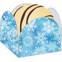 Porta Forminha Floco De Neve Azul (frozen) 50 Unidades